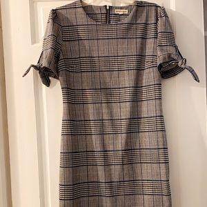 Plaid Dress XL